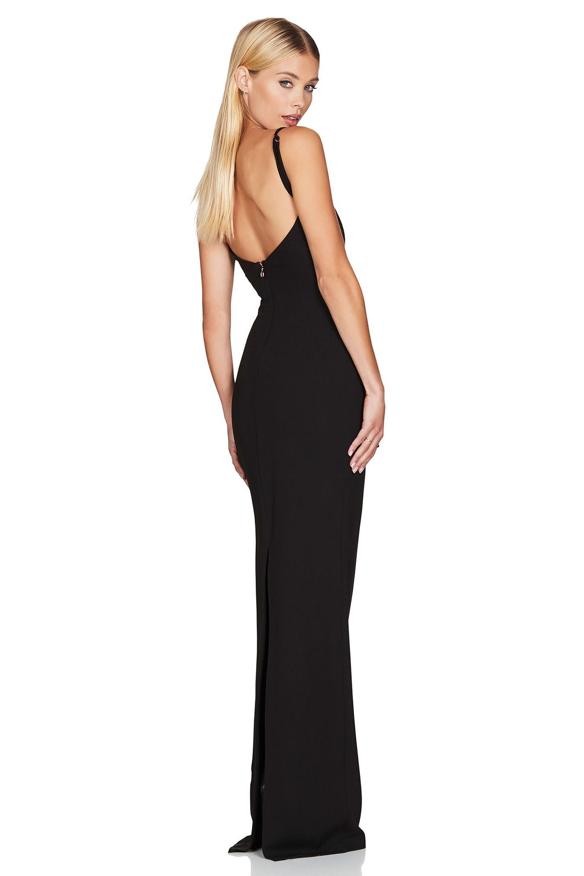 Bailey Gown - Black