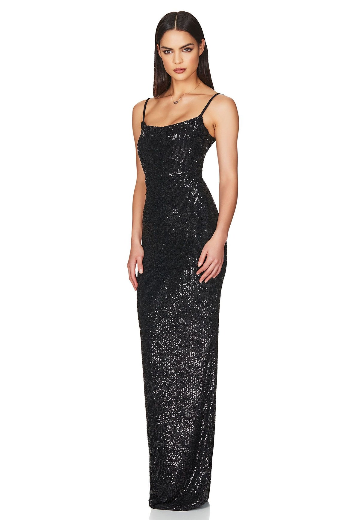 Lovers Gown - Black