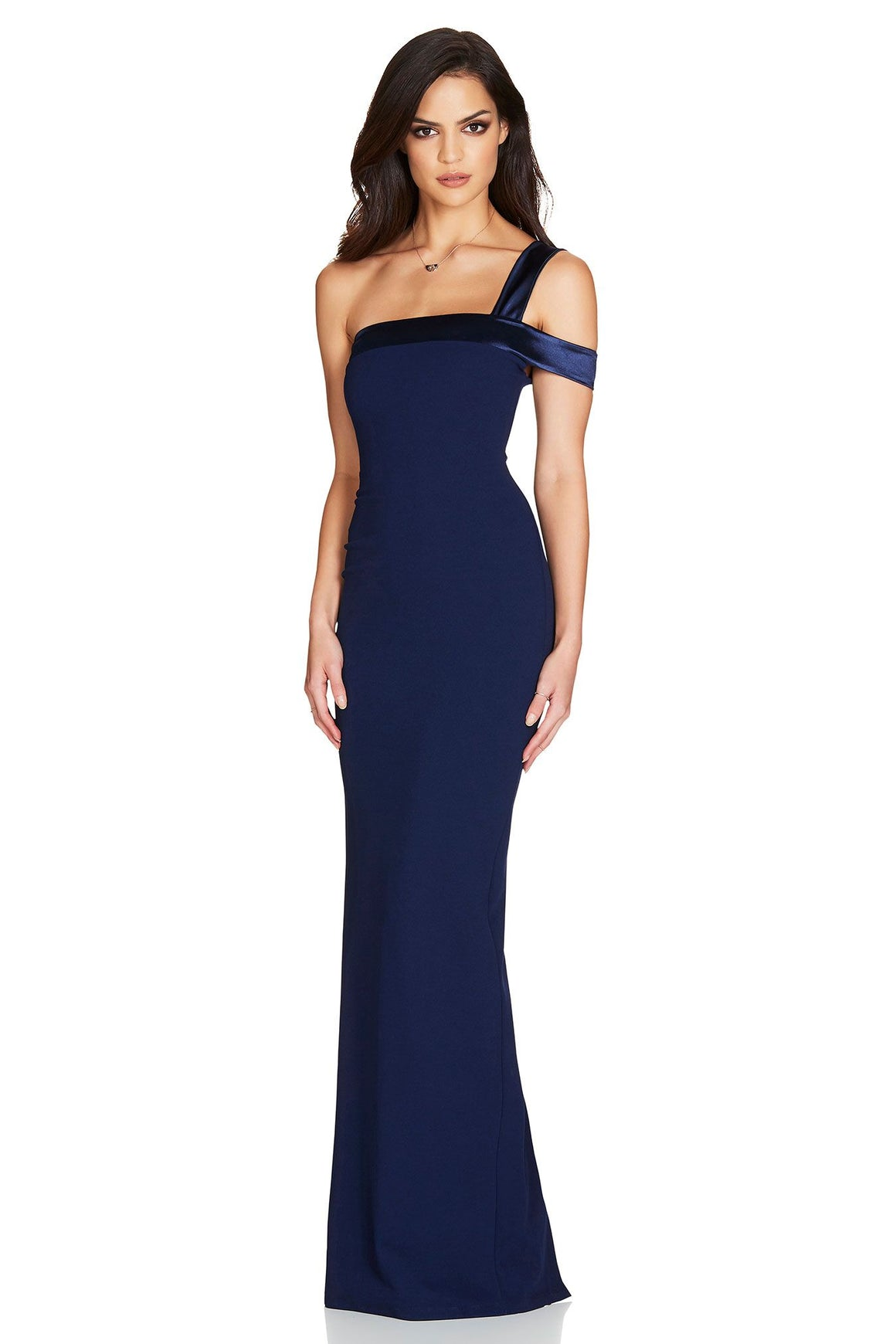 Alias Gown - Navy
