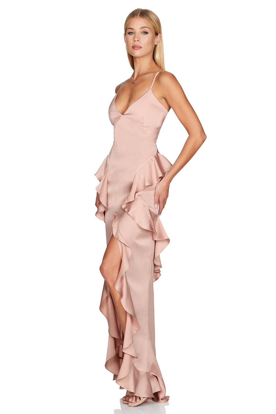 Ashton Gown - Blush