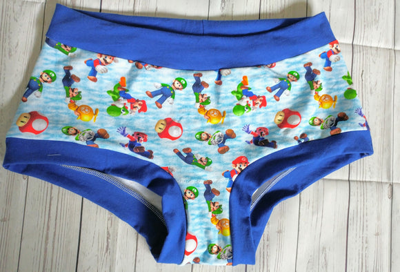 Undies - Plumber Party Boyshorts