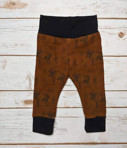 Slim Fit Joggers - Sketchy Moose