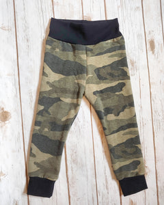 Slim Fit Joggers - Camo Sweat