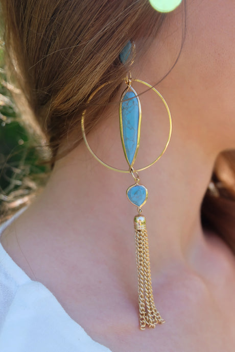 Ettika Passion Project Earrings | Claire de Lune Boutique