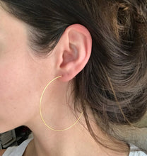 Gold Hoop Earrings | Claire de Lune Boutique