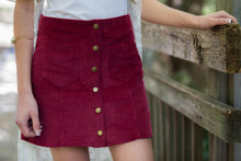 Amelia Mini Skirt | Claire de Lune Boutique