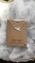 State Necklace | Claire de Lune Boutique