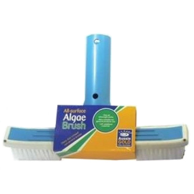 Aussie Gold All-surface Pool Algae Brush 25cm