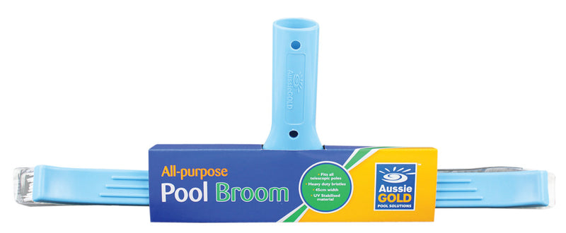Aussie Gold All-purpose Pool Broom