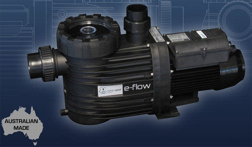 Compu Pool 1.25hp E-Flow EF125 Pool Pump