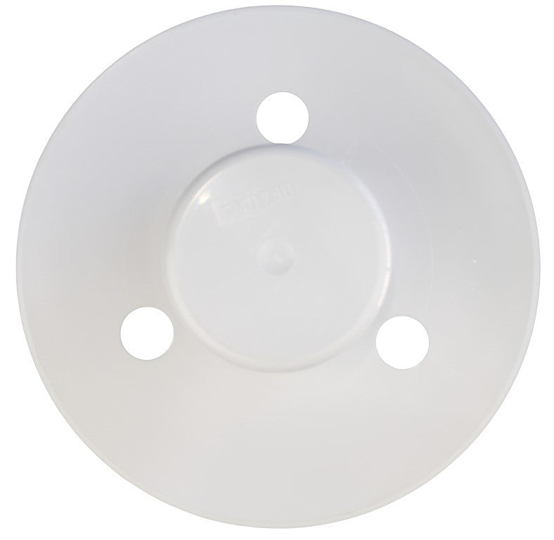 Aussie Gold Main Drain Cover - White