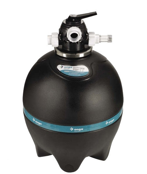 "Onga Pantera P21 (21"") Top Mount Sand Filter"