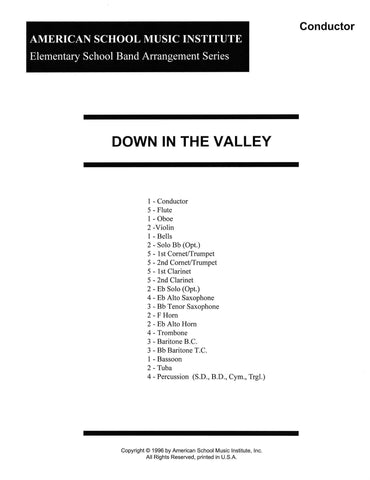 Down In The Valley - Full Band