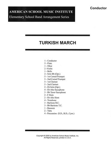 Turkish March - Full Band