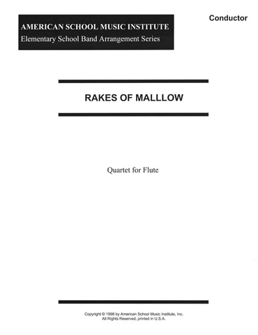 Rakes Of Mallow - Flute Ensemble