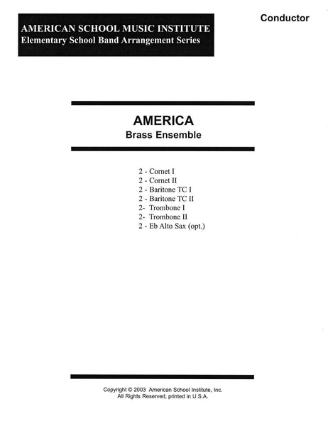 America - Brass Ensemble