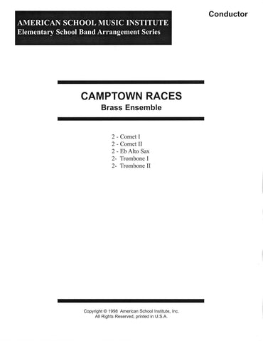 Camptown Races - Brass Ensemble