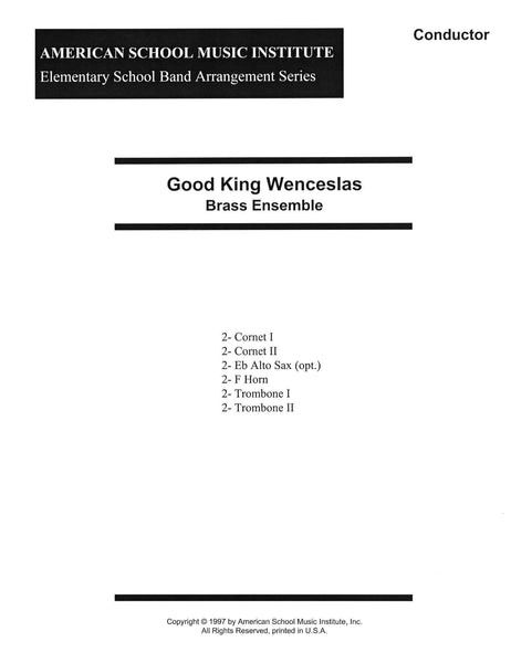 Good King Wenceslas - Brass Ensemble