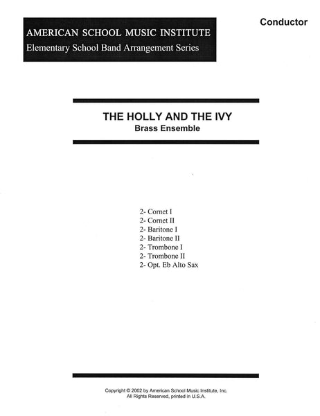 Holly And The Ivy - Brass Ensemble
