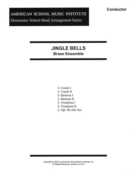 Jingle Bells - Brass Ensemble