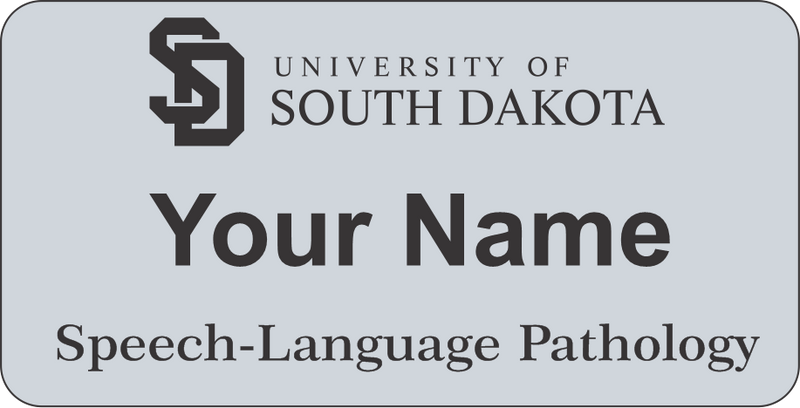 USD Speech - Language Pathology Magnetic Tag