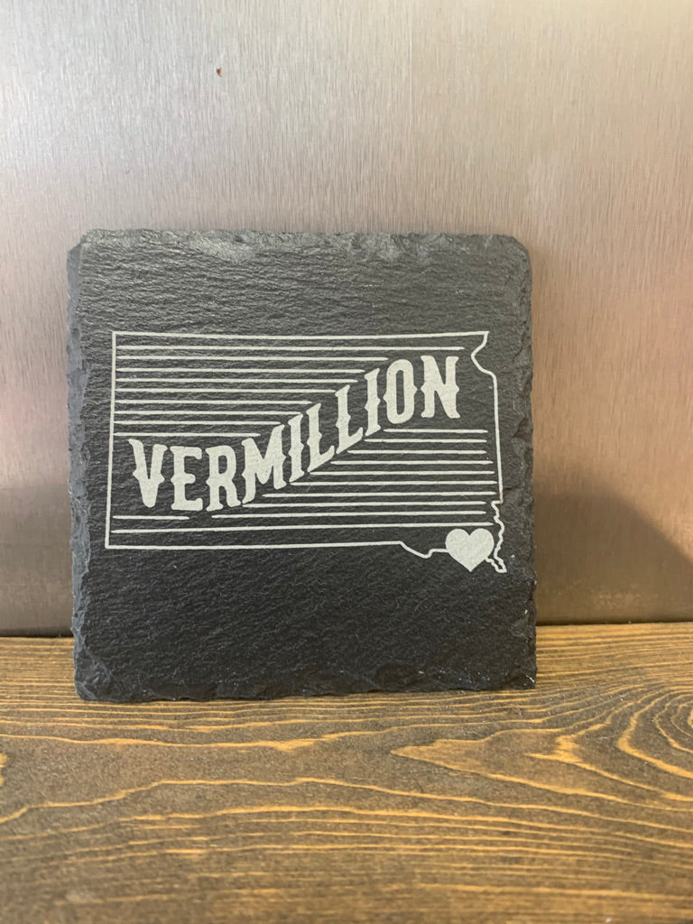 Vermillion Coaster