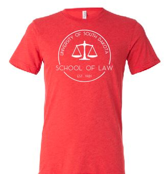 2019 School of Law Unisex Triblend Short Sleeve Tee