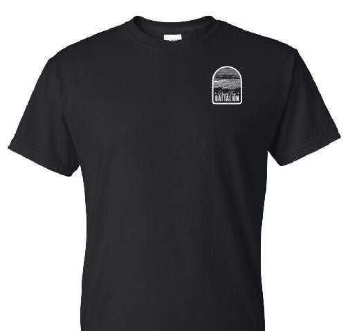 ROTC Tee or Long-Sleeve - Black