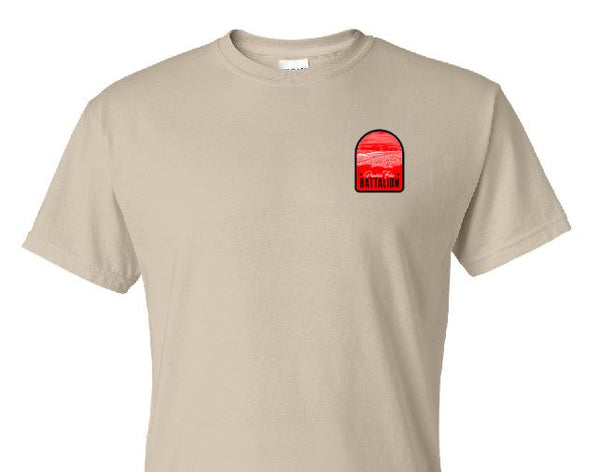 ROTC Tee or Long-Sleeve - Sand