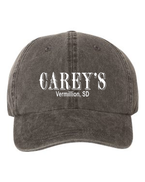 Carey's Logo Hat