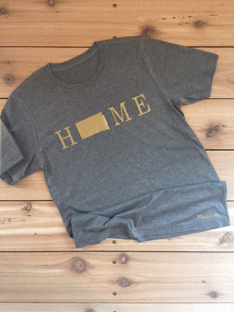 My Home Town tee - Black