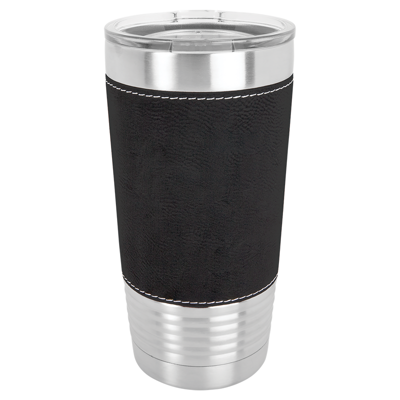 20 oz Leatherette Grip Tumblers