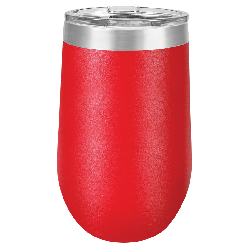 "Pink 20 oz insulated cup ""In dog coffees..."""