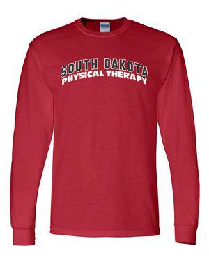 USD Physical Therapy Long Sleeve T-Shirts