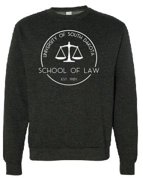 2019 School of Law Unisex Crew Sweatshirt