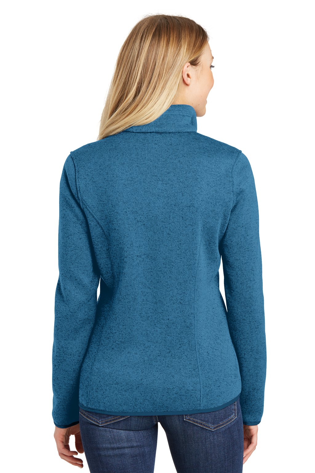J&M Ladies Sweater Fleece