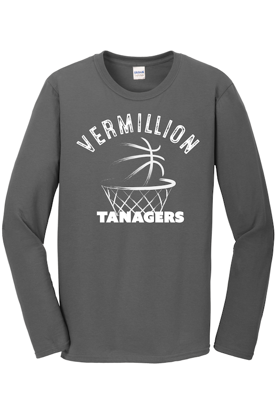 VHS Basketball T-Shirt