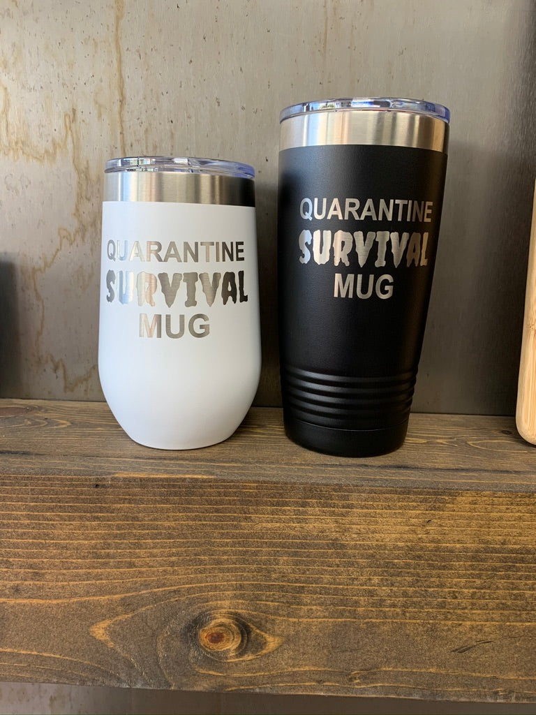 Quarantine Survival Mug