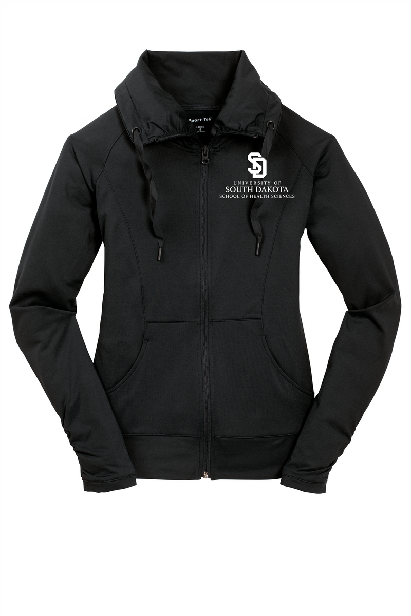 USD MLS Stretch Full Zip Jacket