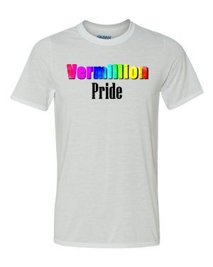 Vermillion Pride T-Shirts