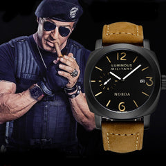 The Elegant Military Style Watch