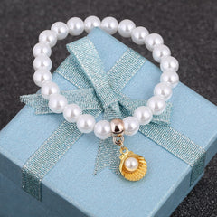 The Pearl Beads Bracelet