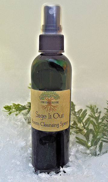Sage It Out, sage spray, Smudge Spray, liquid smudge, sage smudge spray, energy clearing, holistic gifts, holistic gift, pagan gift, wicca