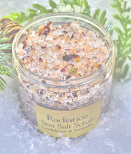 Load image into Gallery viewer, Radiance Sea Salt Body Scrub