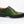 Load image into Gallery viewer, Burnished Calfskin Lace-Up Oxford Green