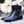 Load image into Gallery viewer, Corrente Burnished Calfskin Slip-On Boot Navy