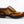 Load image into Gallery viewer, Burnished Calfskin Wingtip Oxford Honey