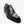 "Load image into Gallery viewer, Burnished Calfskin ""Fred"" Monkstrap Black"