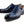 "Load image into Gallery viewer, Burnished Calfskin ""Fred"" Monkstrap Navy"