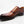 "Load image into Gallery viewer, Burnished Calfskin ""Fred"" Monkstrap Walnut"